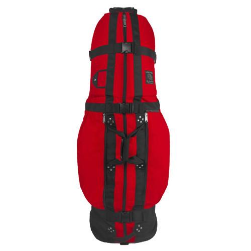Club Glove Last Bag - XL Pro Tour Golf Travel Bag - Red