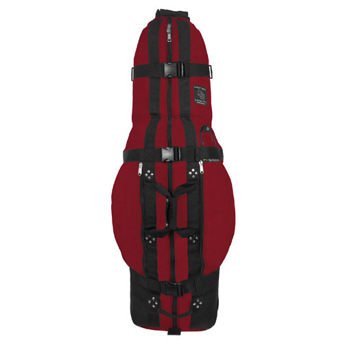 Club Glove Last Bag Large Pro Golf Travel Bag - Burgundy