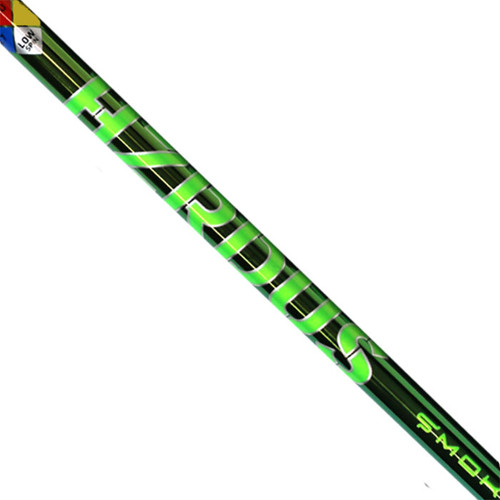 Project X HZRDUS Smoke Green 60 w/ PVD Finish Graphite Shaft + Adapter & Grip