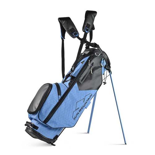 New Sun Mountain VX Stand Bag - (Sky / Blue / Black / Gray)