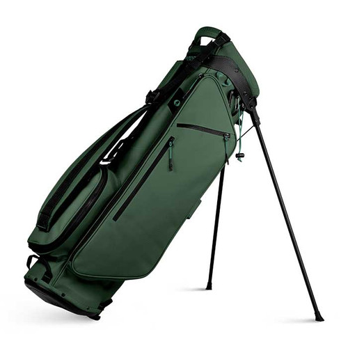 New Sun Mountain Metro Stand Bag - (Forest / Black)