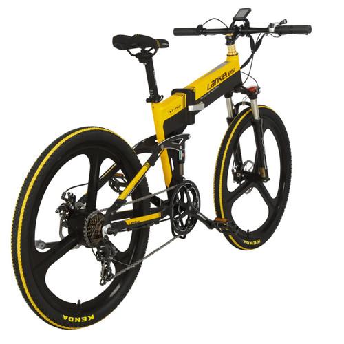 1807395, LANKELEISI XT750 26i - Electric Bicycle