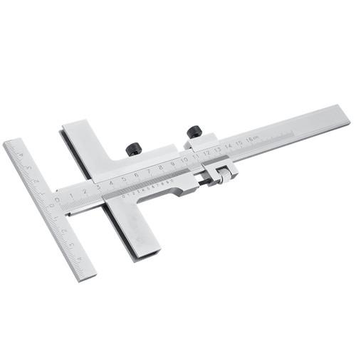 DIN862 Steel Marking Vernier Caliper Measuring Guage Scraper Bridge Tool 0-160mm