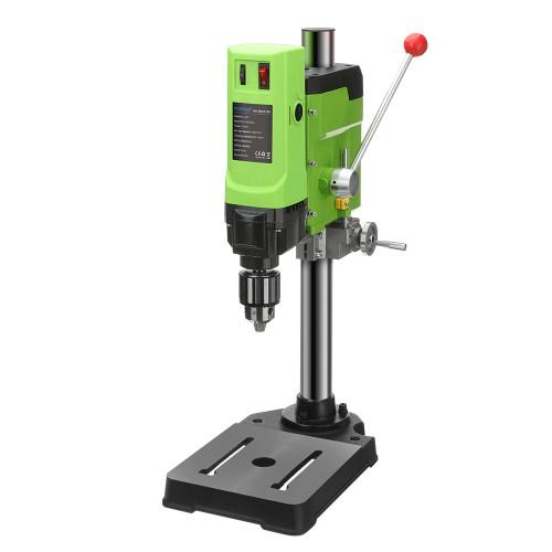 Minleaf ML-BD1 Bench Drill Stand 1050W Mini Electric Bench Drilling Machine Drill Chuck 3-16mm