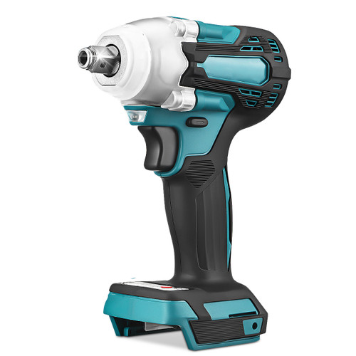"""DTW300 2 in1 18V 800N.m. Li-Ion Brushless Cordless 1/2 Electric Wrench 1/4""""Screwdriver Drill Replacement Wrench  Screwdriver Drill for Makita Battery"""""""