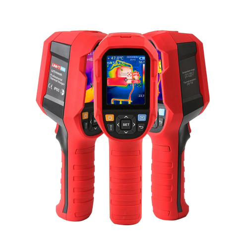 UNI-T UNi690B 256*192 Pixel Infrared Thermal Imager -15~550C Industrial Thermal Imaging Camera Handheld USB Infrared Thermometer