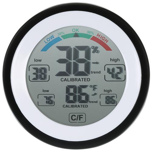 DANIU Multifunctional Digital Thermometer Hygrometer Temperature Humidity Meter