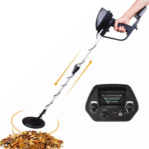 MD-4030 Professional Underground Metal Detector Adjustable Gold Detectors Treasure Hunter Tracker