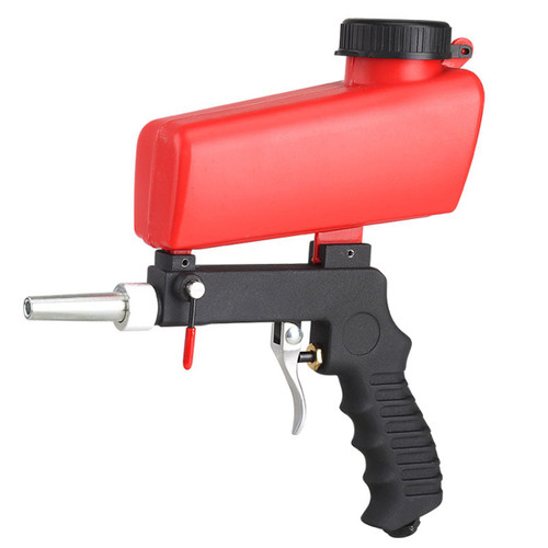 Pneumatic Sandblaster Sand Blaster Mini Handheld Portable Sand Blasting Sprayer Equipment