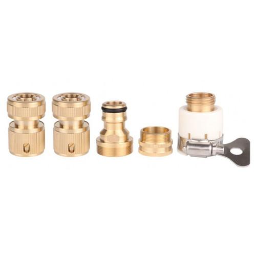 High Pressure G-un Brass Hose Pipe Nozzle Water G-un Sprayer Garden Washing