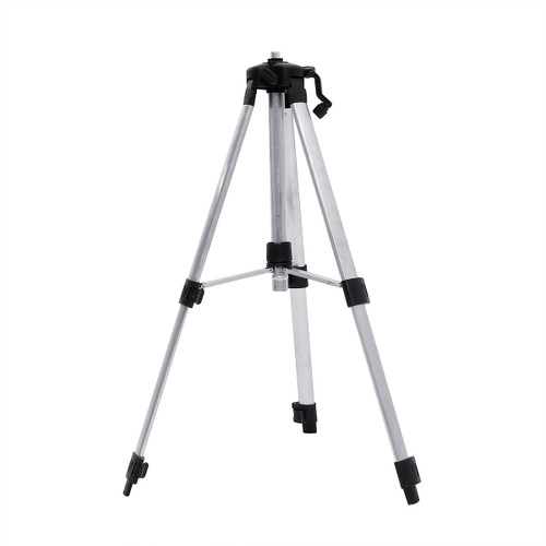 Laser Level Tripod Adjustable Height Thicken Aluminum Bracket Stand Holder