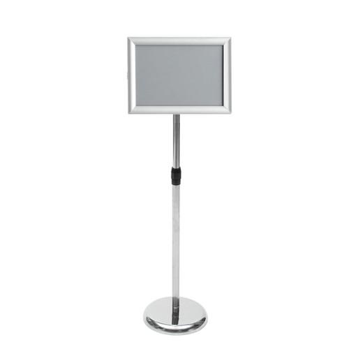 Adjustable A4 Metal Display Pedesta - Shop at topsystems.gr