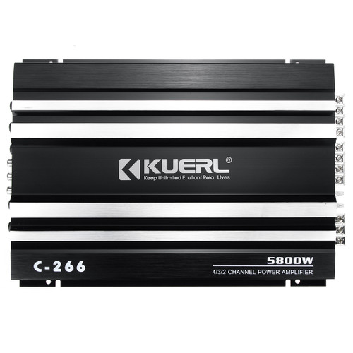 DC 12V 5800W 4 Channel Bass Power A - Shop at topsystems.gr