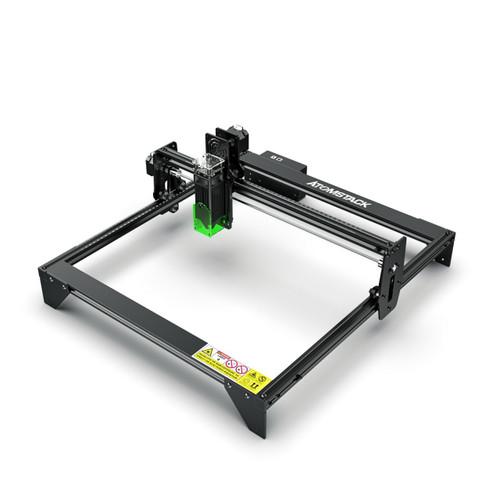New ATOMSTACK A5 20W Laser Engraving Machine Wood Cutting Design Desktop DIY Laser Engraver New Eye Protection Design Support For Windows