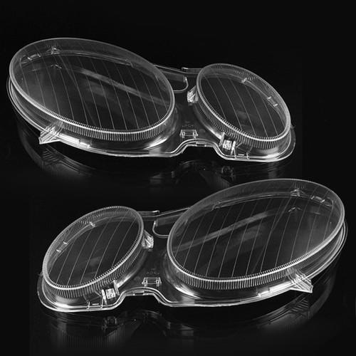 Headlight Lenses Car Headlamp Cover For MERCEDES BENZ E CLASS W211 E320 E350 2002-2008