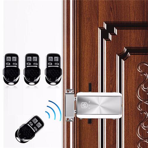 Remote Control Door Lock Wireless L
