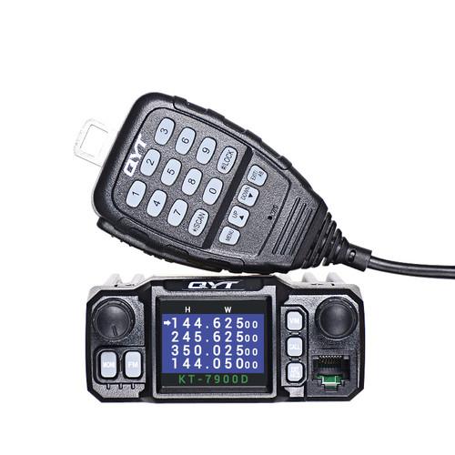 QYT KT-7900D 25W Quad Band Mobile R