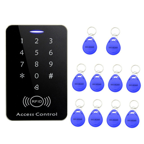 RFID Access Control System Security