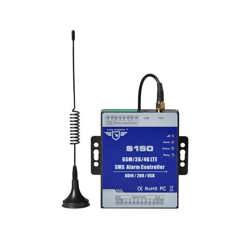 S150 GSM 2G 3G Cellular RTU SMS Ala