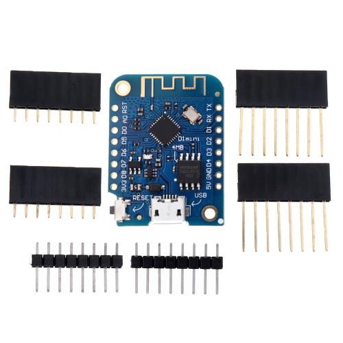 Geekcreit D1 Mini V3.0.0 WIFI Internet Of Things Development Board Based ESP8266 4MB MicroPython Nodemcu