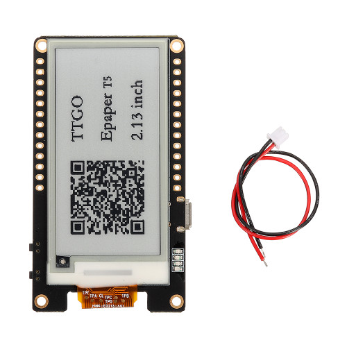 LILYGO TTGO T5 V2.0 WiFi Wireless Module bluetooth Base ESP-32 ESP32 2.13 e-Paper Display Development Board