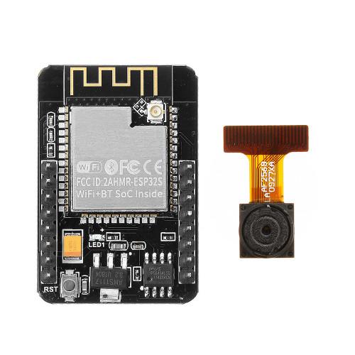 Geekcreit ESP32-CAM WiFi + bluetooth Camera Module Development Board ESP32 With Camera Module OV2640