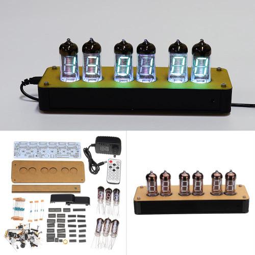 Geekcreit DIY NB-11 Fluorescent Tube Clock IV-11 Kit VFD Tube Kit VFD Vacuum Fluorescent Display