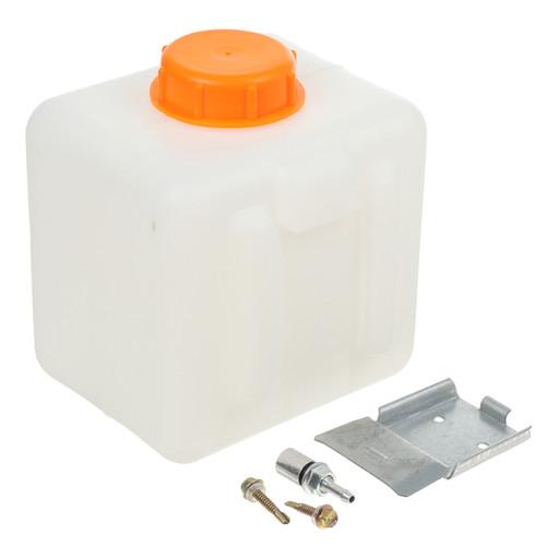 Parking Heater Tank Car Auto 2.5L Capacity White Plastic Parking Heater Fuel Tank for Webasto Eberspacher Heaters