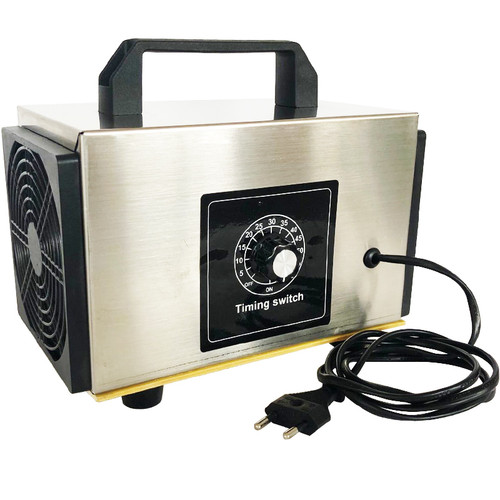 ATWFS Ozone Generator 220v 10g/24g/h Air Purifier Ozonizador Machine Ozone Ozon Generator Deodorant Oxygen Disinfection With Timingi