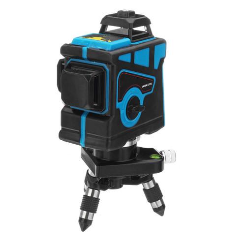 AU 12 Lines 360C Waterproof Self Leveling Green 3D Laser Level Outdoor Measure Laser Distance Meter