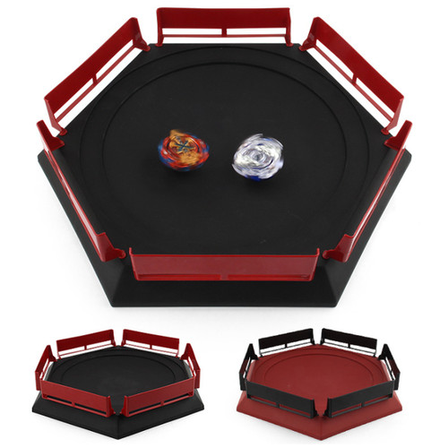 Burst Gyro Arena Disk Vovomay Exciting Duel Spinning Top Beyblades Launcher Stadium