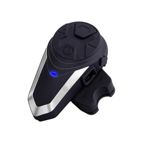 BT-S3 1000m Motorcycle Helmet BT Intercom Waterproof FM Wireless Interphone
