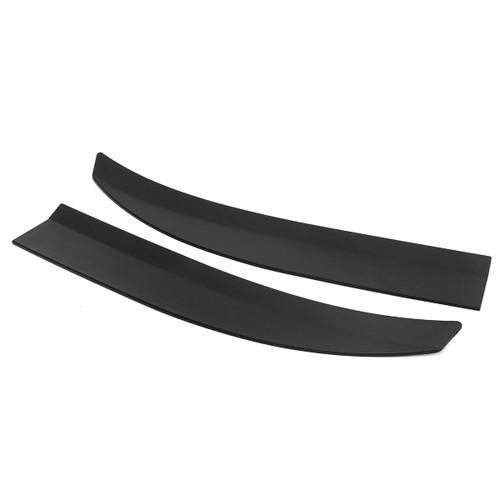Adjustable Rear Trunk Spoiler Lip Wing Direct Replacement For Car Sedan Saloon Models Universal