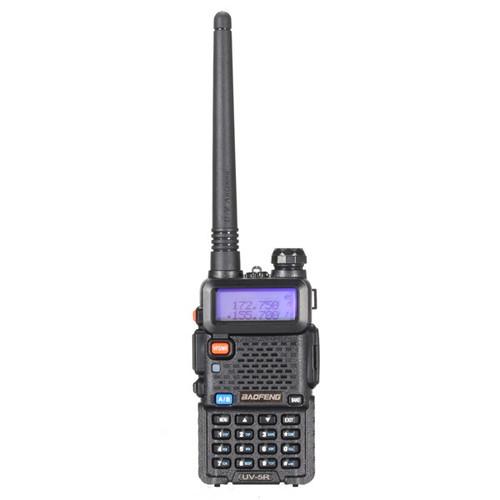 BAOFENG UV-5R Dual Band Handheld Transceiver Radio Walkie Talkie