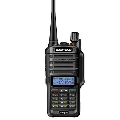 Baofeng UV-9R Plus Upgrade Version Two Way Radio VHF UHF Walkie Talkie Waterproof for CB Ham