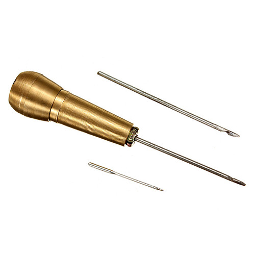 Raitool HT09 Canvas Leather Tent Sewing Hand Stitcher Leather Craft Needle Kit Tool