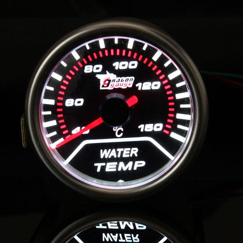 2 52MM Universal Auto Red LED Water - Shop at topsystems.gr