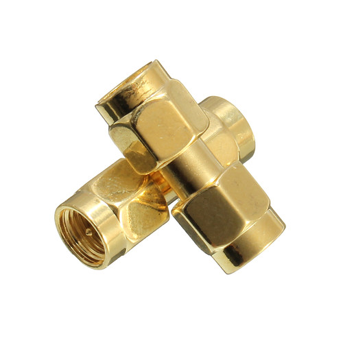 Excellway CA01 2Pcs Copper SMA Male - Shop at topsystems.gr