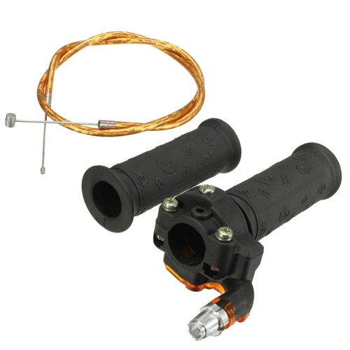 Restrictable Twist Throttle Cable S - Shop at topsystems.gr