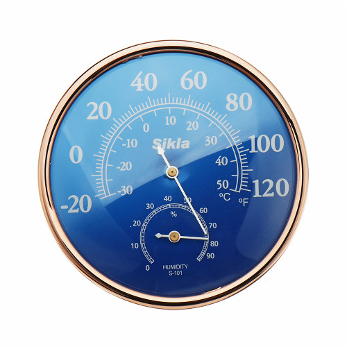 Large Round Fahrenheit Celsius Ther - Shop at topsystems.gr