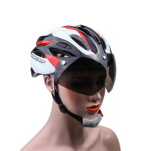 Basecamp Goggles Visor Bicycle Helm - Shop at topsystems.gr