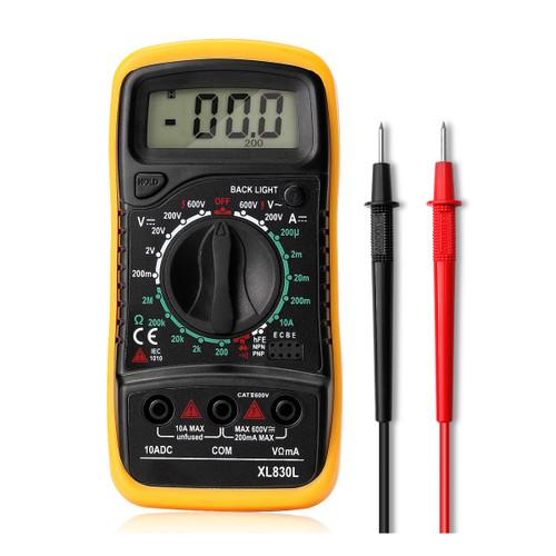 Digital Multimeter AC DC Current Vo - Shop at topsystems.gr