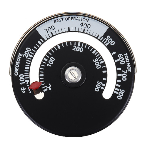 Magnetic Stove Thermometer Flue Fir - Shop at topsystems.gr