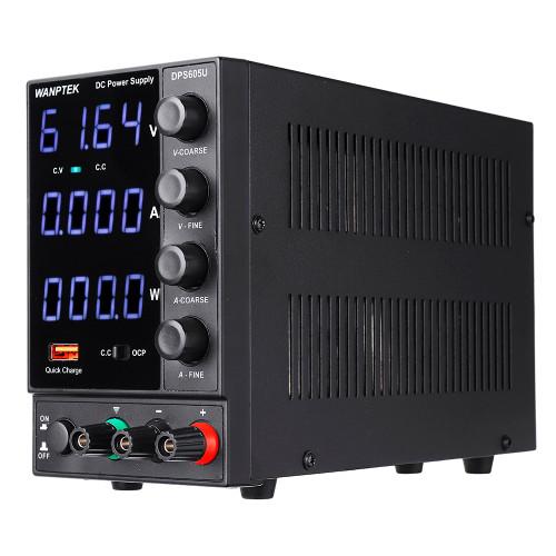 Wanptek DPS605U 110V/220V 4 Digits  - Shop at topsystems.gr
