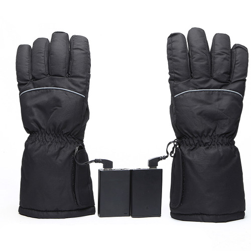 Touch Screen Electric Heated Gloves - Shop at topsystems.gr