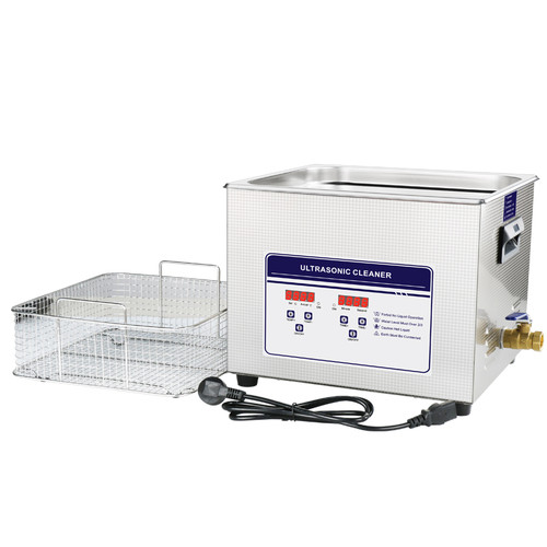 SKYMEN 040S 10L Ultrasonic Cleaner  - Shop at topsystems.gr