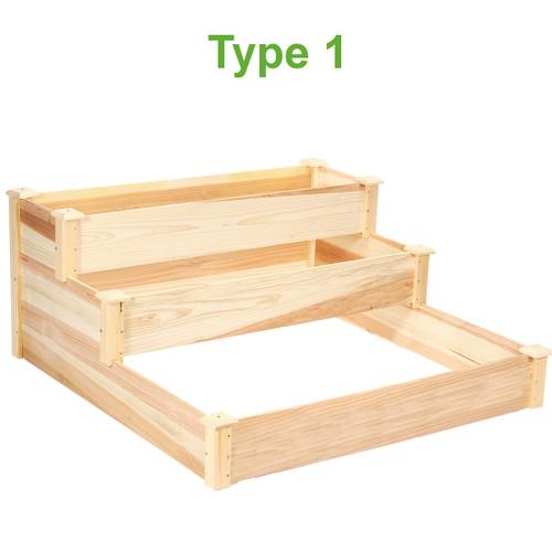 High beet Garden beet Plant box Woo - Shop at topsystems.gr