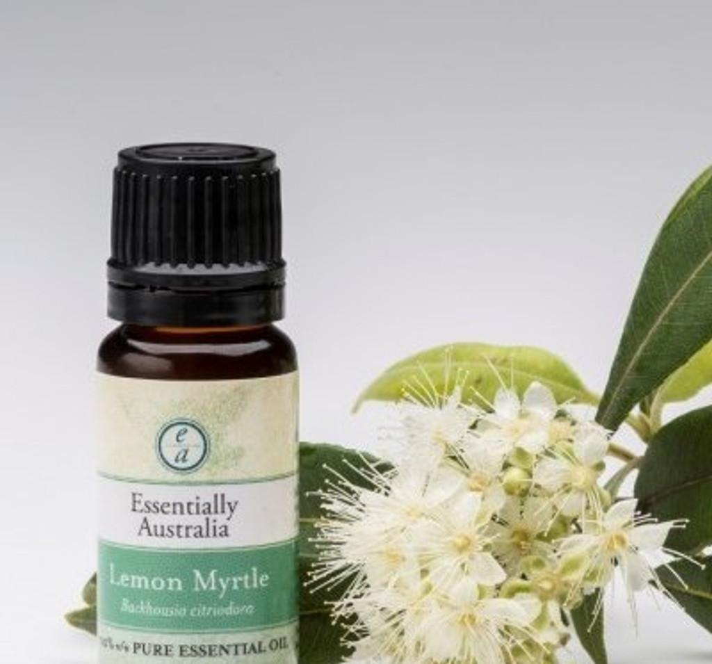 Lemon Myrtle Essential Oil (12ml)