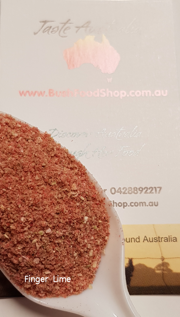 Finger Lime Powder
