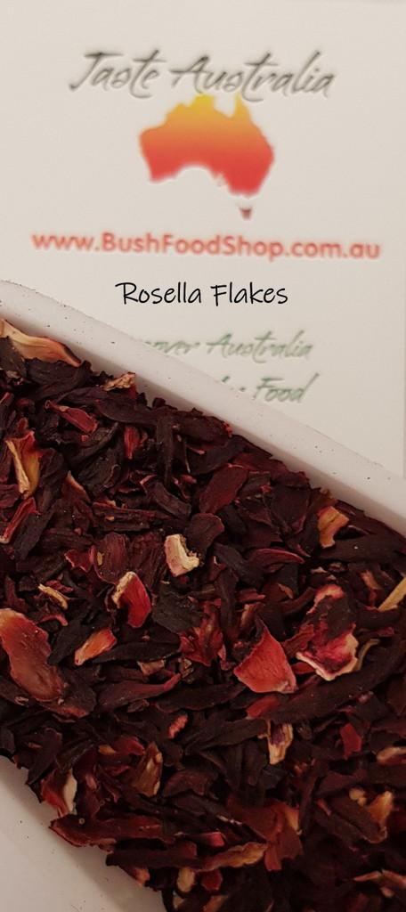 rosella flower flakes
